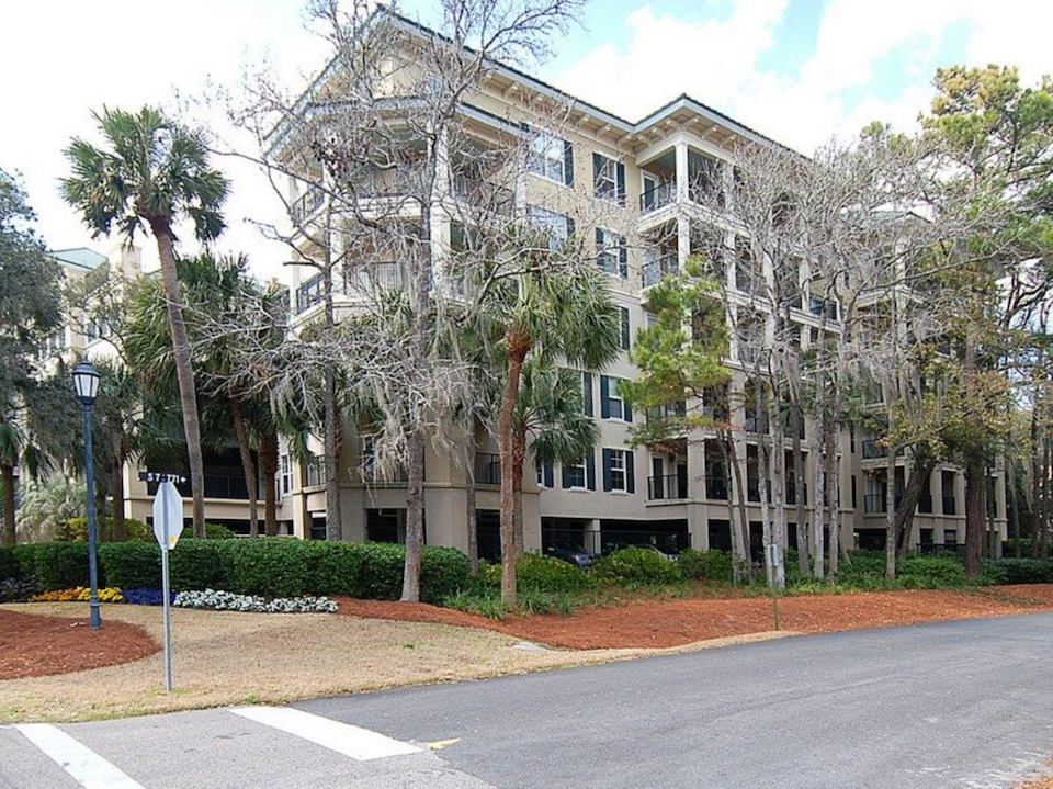 North Forest Beach Hilton Head Condo 1